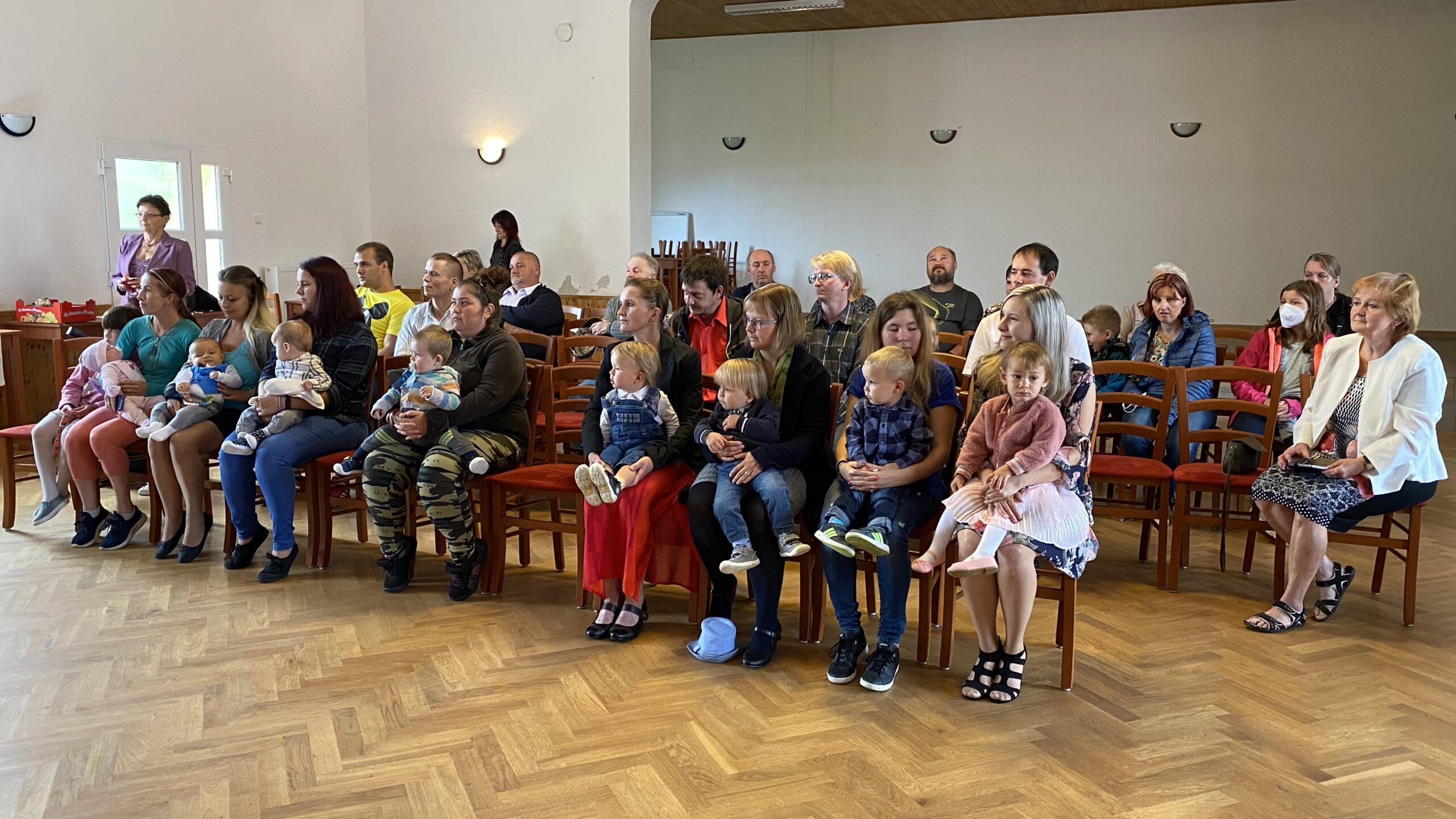 Read more about the article Vítání občánků 18.9.2021